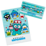 SRO HAPIDANBUI Hangyodon Birthday Clear File Set