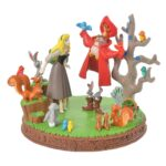 DSJ Story Collection Accesory Stand Princess Aurora Sleeping Beauty