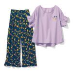 BEL Shirring Tops and Pants (LL) Mickey Mouse