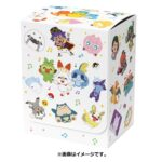 PCO Pokémon pika-pika friends CARD GAME DECK CASE