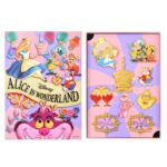 DSJ Alice in Wonderland 70 Pin Badges Set