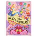 DSJ Alice in Wonderland 70 Folding Mirror
