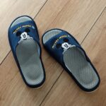 BEL Comfort Mesh Slippers Mickey Mouse (Navy) / M size