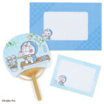 SRO 2021 Summer Stationery Bamboo utiwa Summer Greeting Card DORAEMON