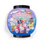 SRO 2021 Summer Stationery Flake Sticker (Lantern) Sanrio Characters