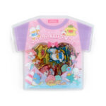 SRO 2021 Summer Stationery Flake Sticker (T-shirts) Sanrio Characters
