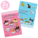 SRO Shibainu A4 Clear Files / Clear Holders Sanrio Characters