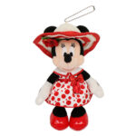 TDR Minnie Spring Collection MINNIE MOUSE PLUSH BADGE