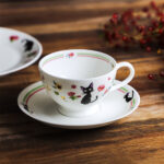 GHI Kiki's Delivery Service [Donguri Closet Limited] Noritake Cup & Saucer