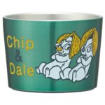 BEL Chip & Dale For ice cream mini cups Stainless cup