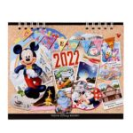 TDR Desk Calender 2022 Mickey and Friends