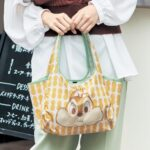 BEL Lunch Box Shopping Bag / Eco Bag Chip and Dale
