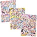 TDR Mickey in the Park Notebook Set