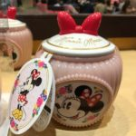 TDR Minnie Mouse Chouquette with pot