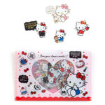 SRO Hello Kitty Stickers with Case
