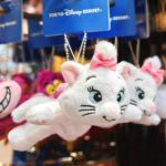 TDR Marie from aristocrats plush strap key chains