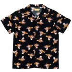 TDR Pooh and Friends RECOMMENDED FOR SUMMER 2018 Tigger Shirts Black Japanese Adult Unisex S/M/L