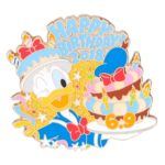TDR Donald's Birthday 2018 Donald Duck Pin Badge