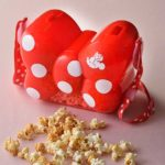 TDR Minnie Bow Popcorn  Bucket Case