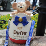 TDR Duffy popcorn bucket case