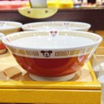 TDR Mickey Mouse Chinese Tableware Ramen Bowl Noodle Bowl