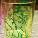 TDR Tinker Bell Acrylic Cup Acrylic Tumbler