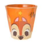 DSJ FACE CLOSE UP Chip and Dale Melamine Cup