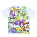 TDR WHAT FUN Donald Duck T-Shirts Japanese Adult Unisex LL