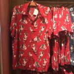 TDR Minnie Mouse Short Sleeve Shirt Red Japanese Adult Unisex S/M/L