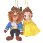 DSJ SIDE BY SIDE Beauty and the Beast Belle Key chain