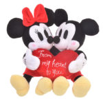 DSJ Heartful time Mickey Mouse Mickey Mouse Plush Doll