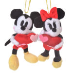 DSJ Heartful time Mickey Mouse Mickey Mouse Plush keychain
